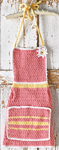 apron - Crochet Me