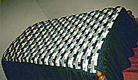 Knitted Basket Weave Afghan Pattern - 1000 Free Patterns